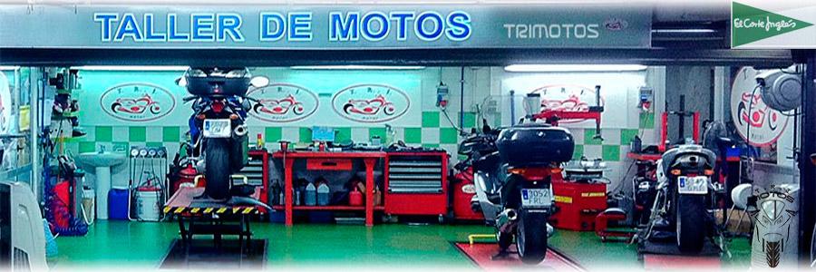 Servicio Rápido de Motocicletas de El Corte Inglés