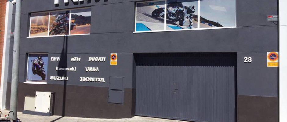 Taller de Boadilla para la Mecánica, Chapa y todas las Revisiones de tu Motocicleta